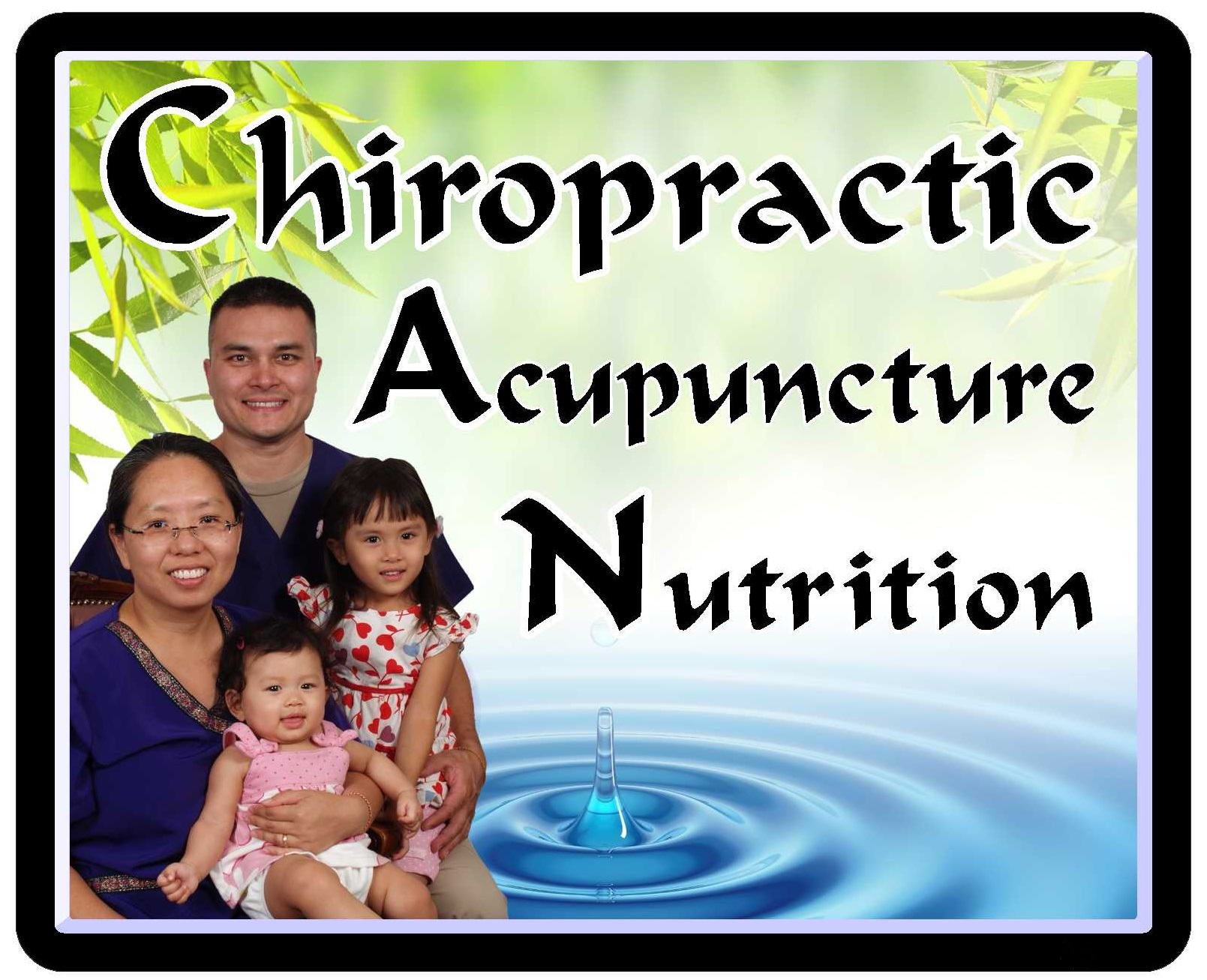ChiroAcuNutrition Sign